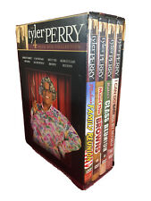 Tyler Perry 4 DVD Collection Madea's Family & Class Reunion, Meet The Brown's