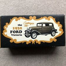 The 1932 Ford Victoria Customizing AMT Plastic Model Kit