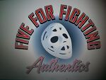 Five for Fighting Authentics
