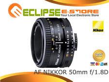 Brand New Nikon AF NIKKOR 50mm f/1.8D Lens