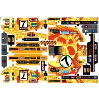 Lego Genuine Technic 42099 4x4 XTreme Off-Roader Sticker Sheet Decals Logo NEW