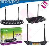 ROUTER TPLINK AC750 802.11AC BANDA DUAL WIFI GIGABIT WPS PUERTO USB ARCHIVOS