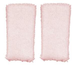 Dolls House Pink Hand Towel Set Miniature 1:12 Scale Towels Bathroom Accessory