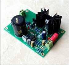 Reference STUDER900 power supply board with a cooling plate
