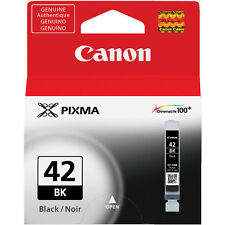 Genuine Canon CLI-42BK black Pro-100 PIXMA 42 ink cartridge Pro 100 CLI42