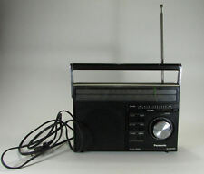 Vintage Panasonic Model RF-569 Radio AM FM 2 Band Portable AC/Battery Works