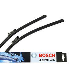 Pair fits BMW 730 E65 Front 3.0 3.0D 02 to 08 Windscreen Set 2x Wiper Blades