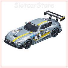 """Carrera Go 64061 Mercedes-AMG gt3 """"no. 16"""" 1:43 CAR AUTO"""