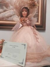 """Beautiful Porcelain Duck House Doll with COA, """"Autumn'  Limited Edition ,Only 50"""