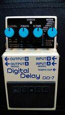 Boss DD-7 Digital Delay Effektpedal Effektgerät