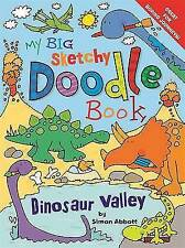 My Big Sketchy Doodle Book: Dinosaur Valley, New, TickTock Book