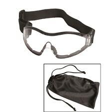 SCHUTZBRILLE PARA KLAR Sportbrille Taktische Einsatz Brille Commando Security