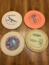 4x Vintage Innova Disc Golf Discs EAGLE COBRA AVIAR CHAMPIONS