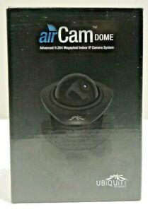 Ubiquiti Networks AirCam Dome HD  IP Camera - Black 720p H.264 BNIB Free uk P&P