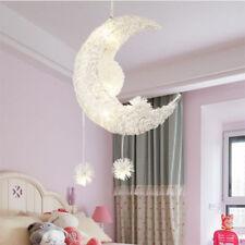 Moon Star LED Pendant Lamp Chandelier Ceiling Light Kids Children Bedroom 9952HC