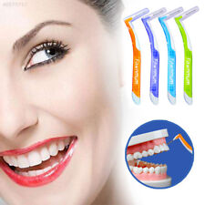 11AF 5Pcs Power Dental Floss Interdental Brush Tooth Cleaning Pick Portable