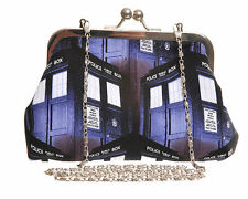 Doctor DR WHO TARDIS Sera Clutch Borsetta alternativa Prom da Geek Boutique