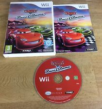 Disney Pixar Cars Race-O-Rama - Nintendo Wii - Pal - Very Good Condition