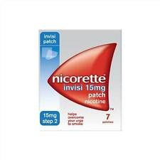 Nicorette INVISI Parches 15mg 7 Parches
