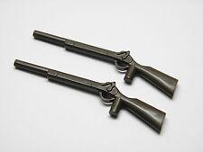 Playmobil Western Soldat Nordiste Sudiste-Fusils Carabines Marrons Foncé AC702