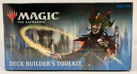 Magic The Gathering Ravnica Allegiance Deck Builders Toolkit 4 Booster Packs New