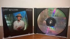 Don Williams - Traces (1987 CD Capitol) RARE Out Of Print!
