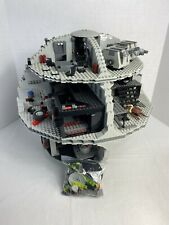 LEGO Star Wars Death Star 2008 (10188) Incomplete, No Minifigs, With Box