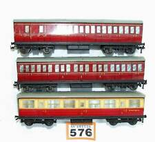 Tin OO Scale Model Trains