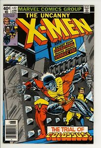 Uncanny X-Men 122 - Wolverine - Byrne Art - Bronze Age Classic - 6.0 FN