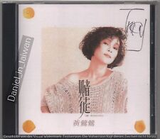 Tracy Huang 黃鶯鶯 : A Gambler 賭徒 (1986) CD TAIWAN REISSUE SEALED