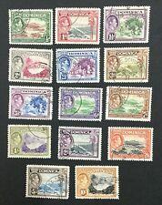 MOMEN: DOMINICA SG #99-108a USED LOT #193108-1742