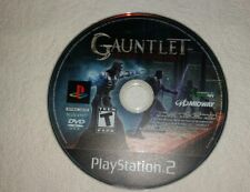 Gauntlet: Seven Sorrows (Sony PlayStation 2, 2005) PS2 Disc Only