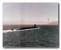 Ohio Class Ballistic Missile Navy Submarine Aviation Wall Decor Art Print 16x20