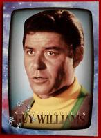 LOST IN SPACE - Card #064 - GUY WILLIAMS - Inkworks 1997