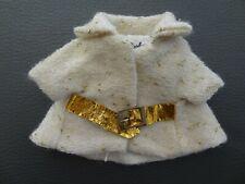 Veste vintage poupée BARBIE MATTEL de la tenue  # 1644 ON THE AVENUE années 1960