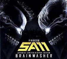 SAM Brainwasher - CD - Digipak - JAPAN Import + 3 Bonus Tracks