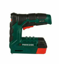 NEWEST 2020 Parkside Cordless Nailer and Stapler PAT4D5 German BLACK FRIDAY