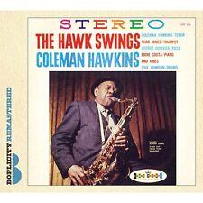 Coleman Hawkins - The Hawk Swings (CDBOPM 015)