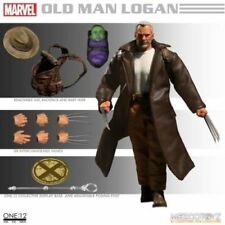 Mezco One 12 Collective Old Man Logan 6 Inch Wolverine Action Figure MISB 2018