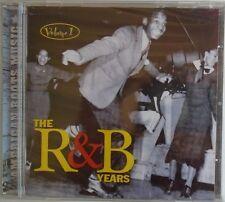 R & B YEARS - CD - Volume 1- BRAND  NEW