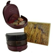 Mens Gents Top Quality Leather Coin Tray by Golunski Purse Wallet Gift Boxed