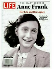 "LIFE Magazine (Special): ""ANNE FRANK""  Her Life and Her Legacy ~ Diary ~ NEW USA"