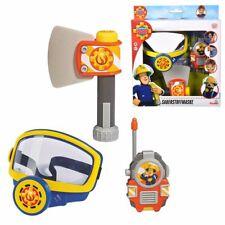 Simba 109252235 Fireman Sam Oxygen Mask With Accessoires 3-teilig