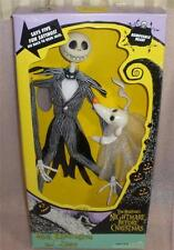 Nightmare Before Christmas Jack Skellington and Zero Mint in package