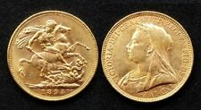Australie SOUVERAIN 1894M (Melbourne) SUP Or/ Gold 8.01gr