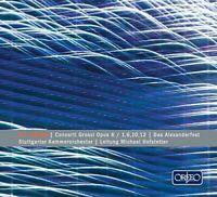 Stuttgarter Kammerorchester - Handel: Concerti Grossi Op. 6 [CD]