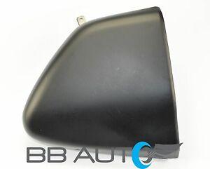 94-97 CHEVY S10 GMC SONOMA PICKUP FLEETSIDE RH REAR BUMPER END CAP BLACK NEW