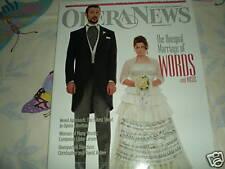 Opera News - August 2008