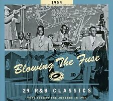 1954-Blowing The Fuse: 29 R&B Classics That Rocked - Blowing The (2005, CD NEUF)