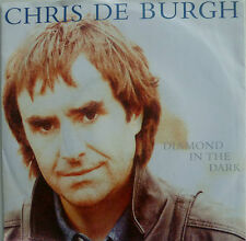 "7"" 1989 KULT VG++! CHRIS DE BURGH : Diamond In The Dark"